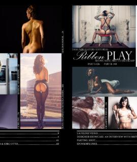 black label magazine, black label beauties Nude Art Magazine, sexy photography, nude woman, erotic, Black Label Beauties, lingerie, naked, erotic art, Britta Uschkamp, Kendra James, St. Merrique, Verronica Kirei, Sandria Dore