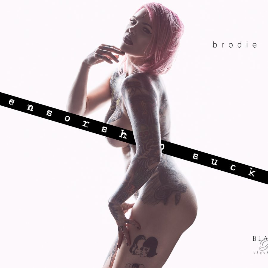 black label magazine, brodie grody, nude inked girls, nude models, portland strippers, exotic tattooed models, erotic