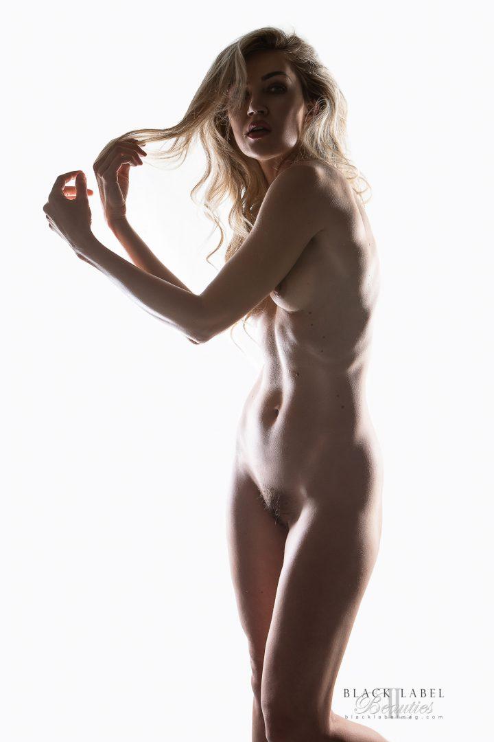 petitie blonde girls, russian girls nude, dasha u, nude art, black label magazine